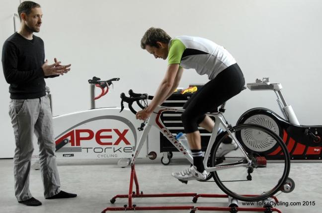 Tony Corke Bike Fitting