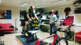 Torke Cycling Body Positioning